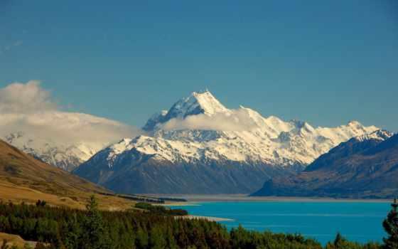 горы, initial, озеро, stock, купофон, pukaki, abu, запрет, природа, заказать,