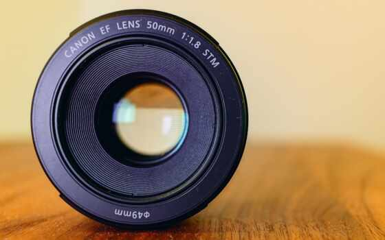 объектив, canon, фотоаппарат, eos, black, dslr, фото,