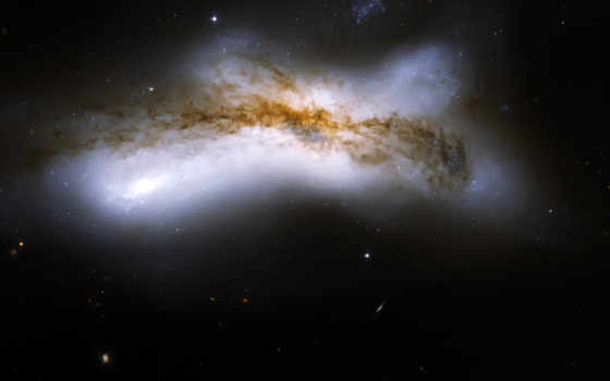 nasa, galaxy, ngc, galaxies, image, colliding, hubble, картинка, galaxias, pair, pisces,