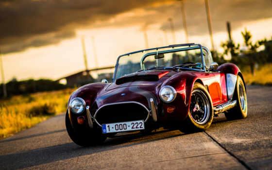 car, classic, фон