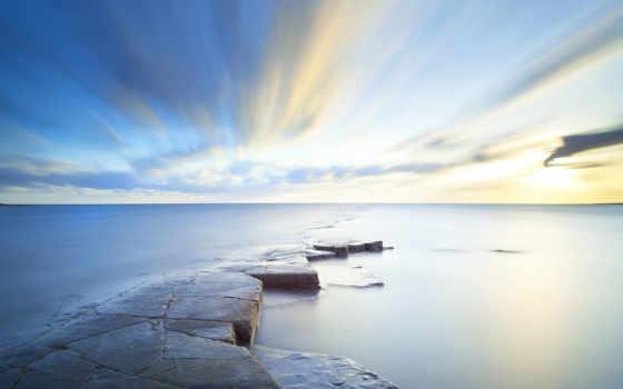 море, iphone, landscape
