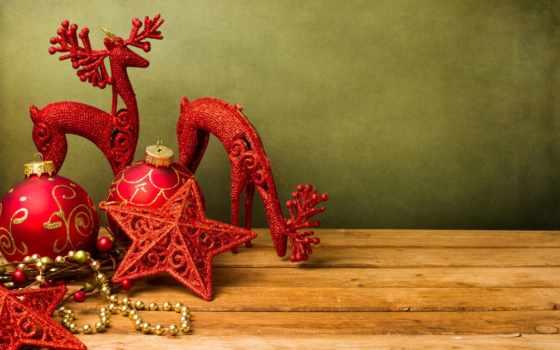 год, new, christmas, украшения, игрушки, елка, шары, merry, звезды,
