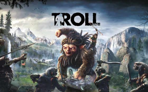 troll, дек, house, spiral, maximum, games, игры, adventure,