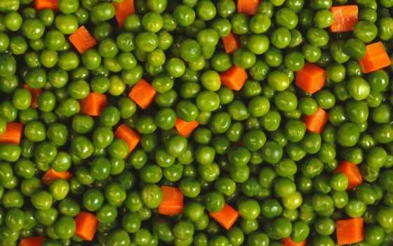 peas, carrots, зелёный, еда, фрукты, композиций, фотографий,