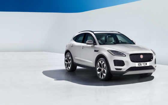 pace, jaguar, nuevo, внедорожник, con, dynamic, compacto,