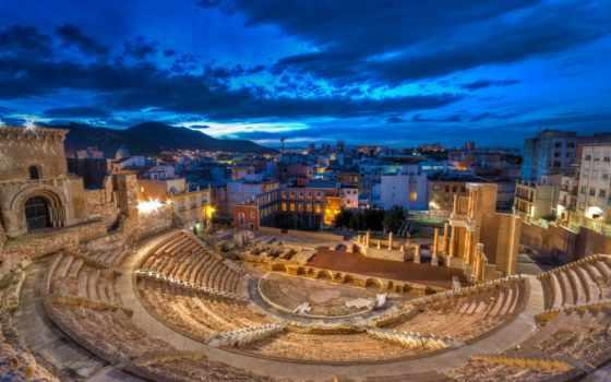 roman, cartagena, театр, испания, луис, images, getty, bing, davilla,