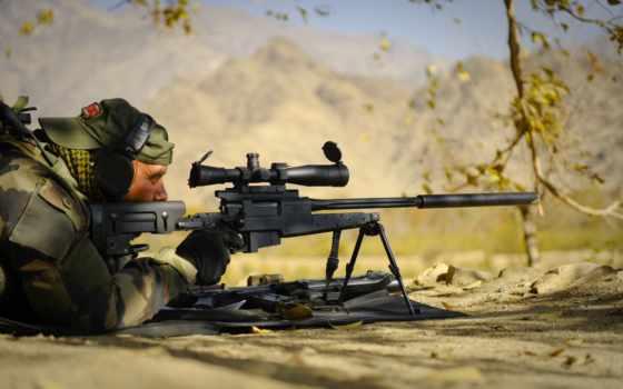 засада, винтовка Фон № 18571 разрешение 2560x1600