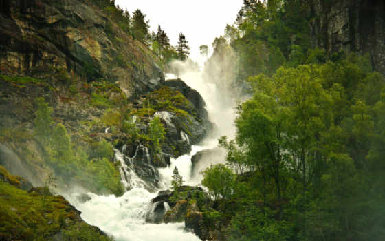 река, горная, горы Фон № 37501 разрешение 2560x1600