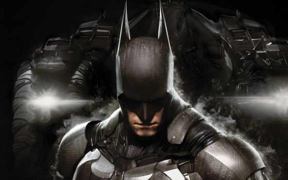 batman, arkham, рыцарь