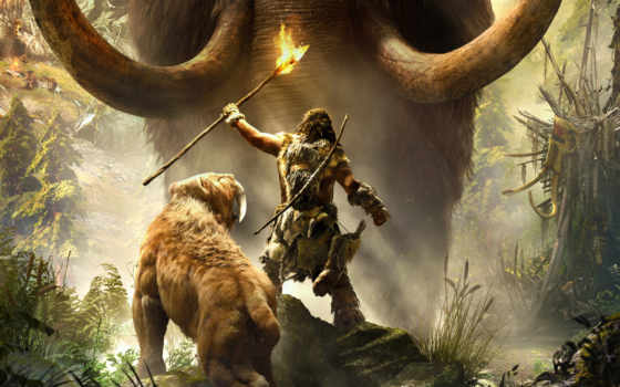 far, cry, primal, ubisoft, обзор,
