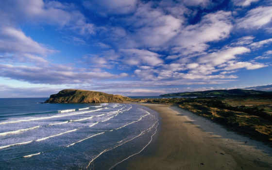 побережье, море, побережья