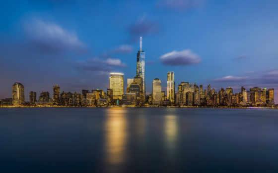 freedom, башня, ночь