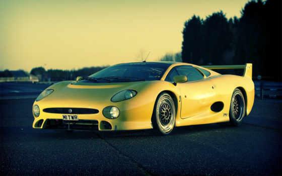 jaguar, c-x16 concept, автомобиль