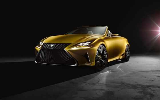 lexus, car, concept, обзор, скорость, top, нояб, заставки, фоны,