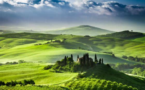 природа, дорога, description, italian, изображений, тегом, зелёный,