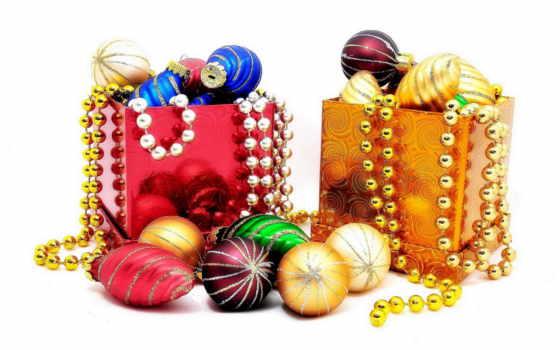 новогодние, игрушки, сувениры