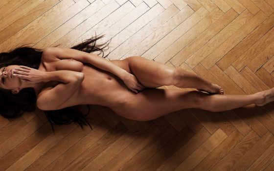 melisa, девушка, соблазнительная, lexa, модель, паркете, эротика,