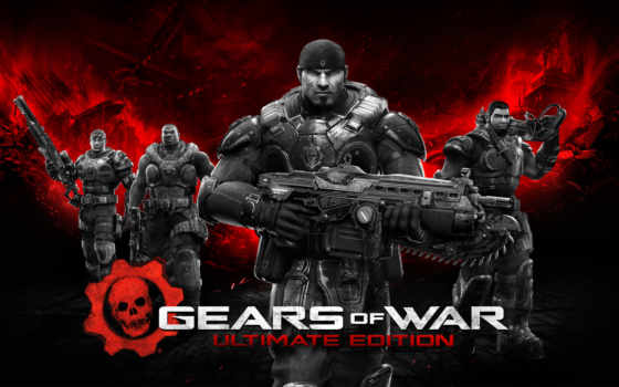 gears, war, ultimate