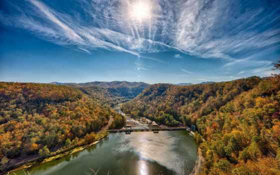 природа, landscape, америки, красавица, растровый, zhivotnye, dam, reki, картинка,
