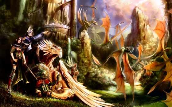 fantasy, пейзажи -, лучшая