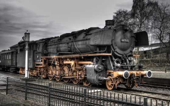 поезда, поезд, старый, банка, старые, железная, дорога, пустыне, рейтинг, голосов,