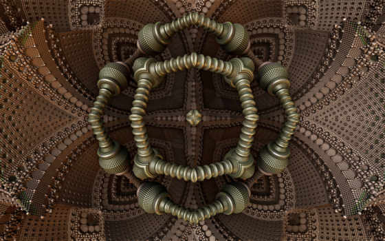 fractal, фракталы