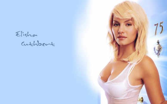 cuthbert, elisha, hot