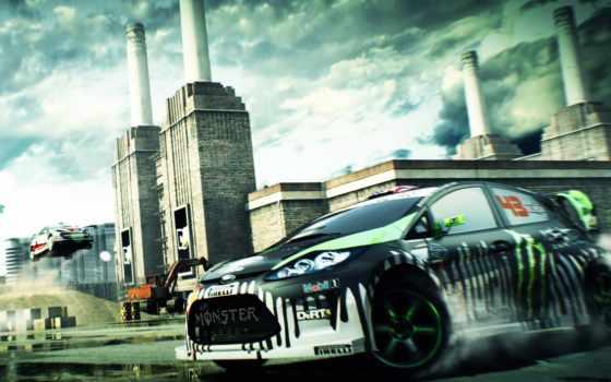 car, free, games