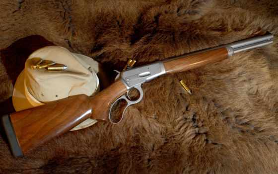 охотничье, винтовка, choose, оружия, охотничье,