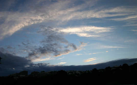 небо, солнце Фон № 14528 разрешение 1920x1200