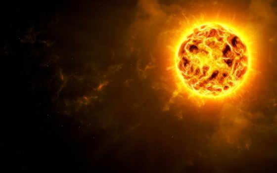 supernova, star, planet, огонь,