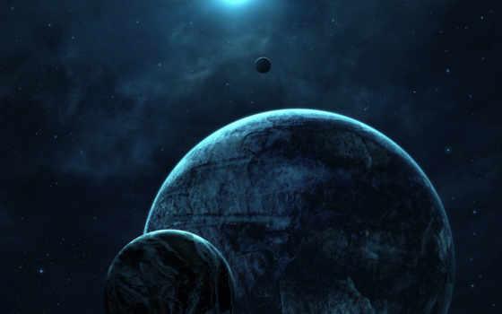 бесконечность, луны