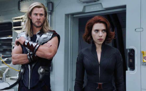 avengers, мстители