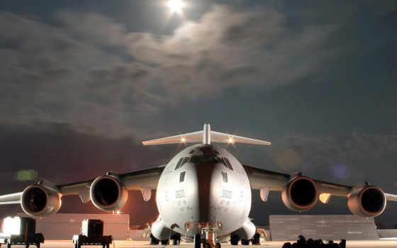 самолёт, авиация, красивые