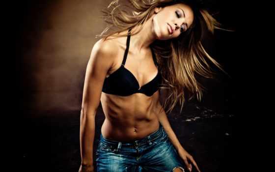 девушка, танцующая, красивая, фотоклипарт, dance, женщина, клипарт, движение, fone, молодой,