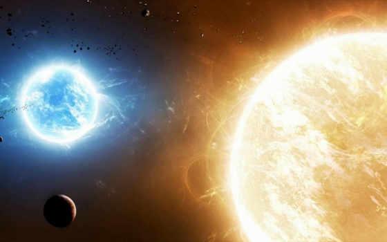 космос, завораживающий,