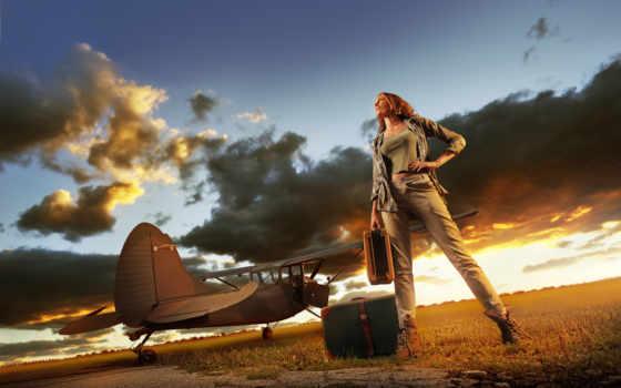 devushka, самолет, обзоры