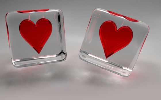 Кубики сердца