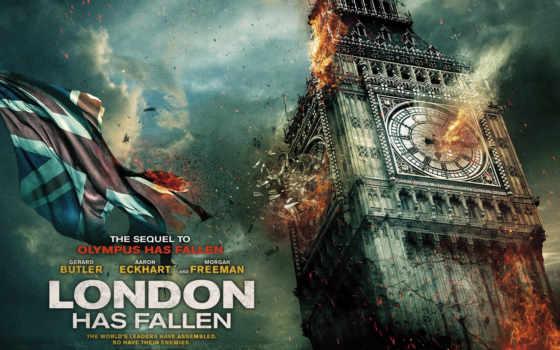 лондона, пасть, сниматься