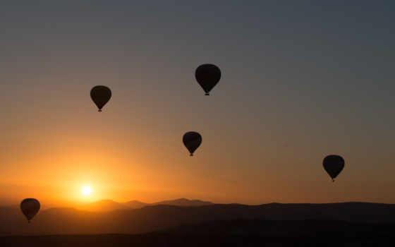 air, hot, balloon, free, pixabay, images, cappadocia, vectors, illustrations,