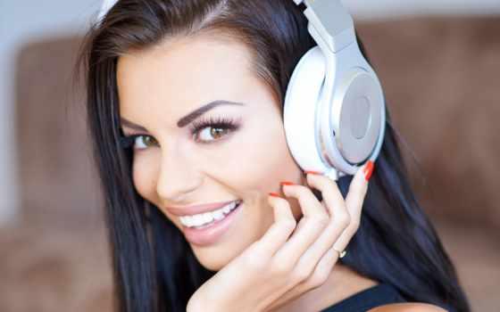 красавица, stock, женщина, girls, девушка, страница, headphones, goodfon, су,