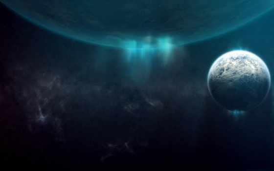 cosmos, сияние, desktop, тема, planet, космос, мужчины,