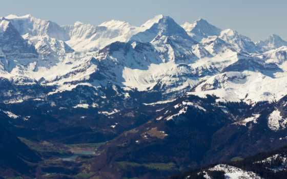 альпы, гора, free, desktop, scenery,