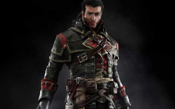 assassin, creed, rogue, патрик,