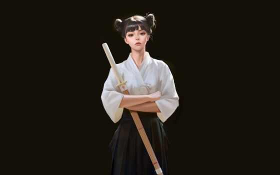 девушка, фанфик, era, cool, drawing, art, japanese, іо, сказание