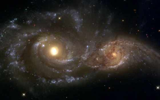 galaxies, ngc, spiral, space, nasa, galaxie, two, tapeta, collision, this, галактики,