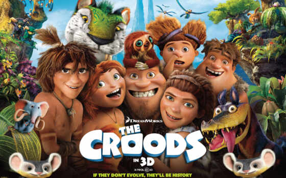 croods, soundtrack, music