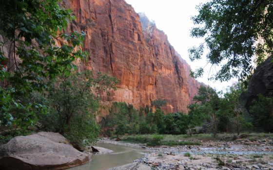 природа, картинка, горы