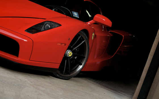 enzo, ferrari, adv, red, wheels,