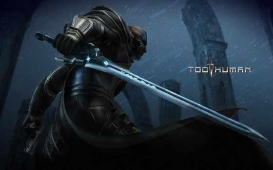воин, оружие, меч